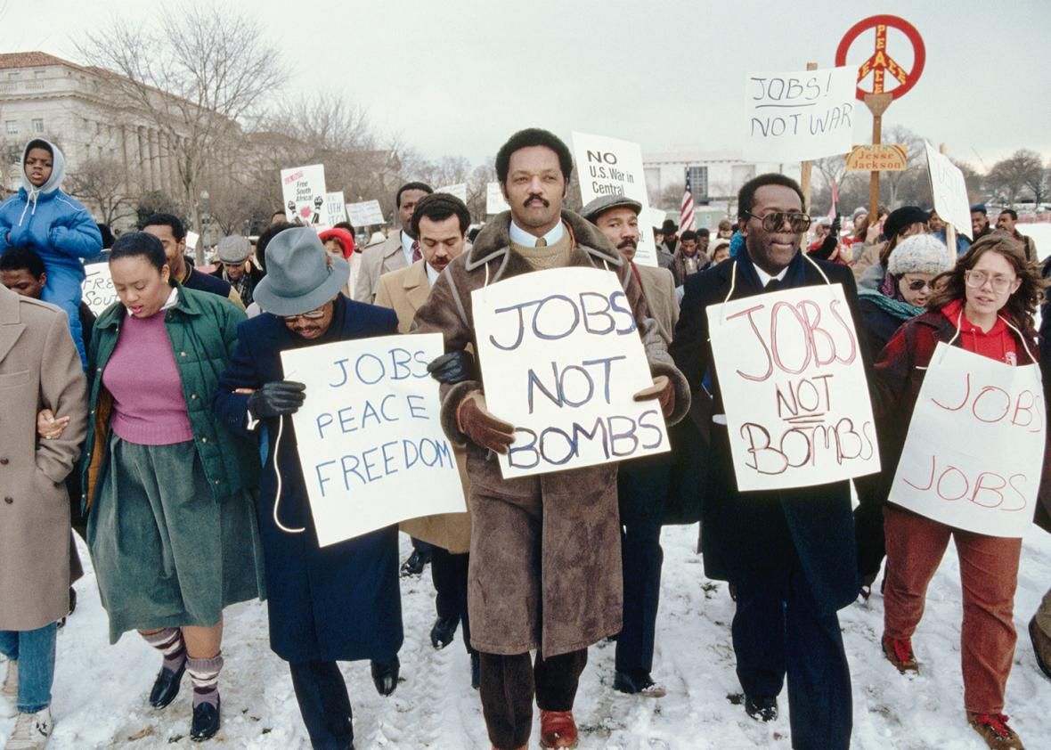 Article of the day: Jesse Jackson on the need for working class solidarity