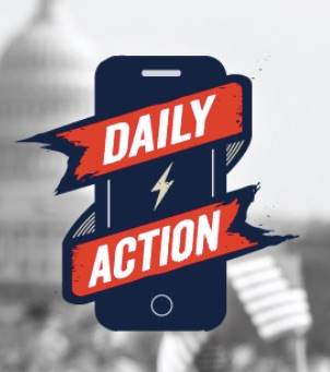 Action of the day: sign up for text alerts from DailyAction