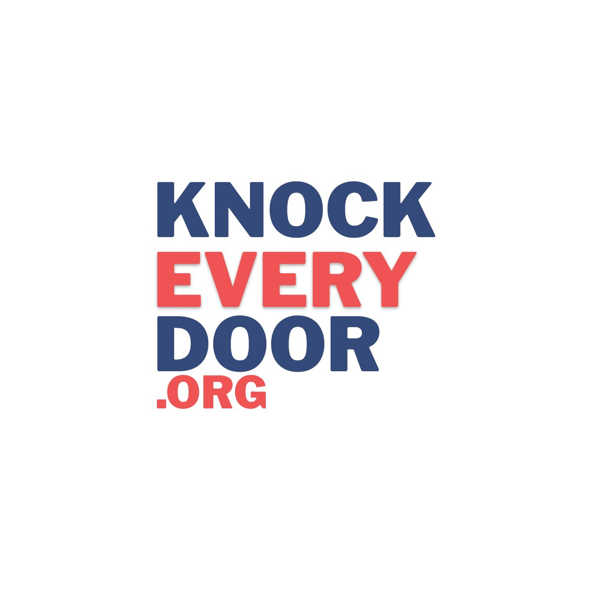 Action of the day: sign up to #KnockEveryDoor